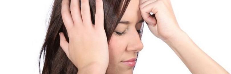 После чего у вас болит голова?