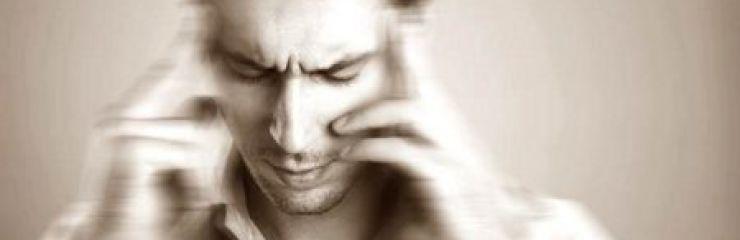 Причины головокружений у мужчин