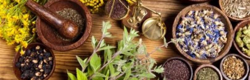 Народные рецепты избавления от головной боли
