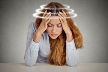Причины головокружения и тошноты у женщин
