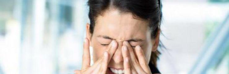 Почему темнеет в глазах – основные причины