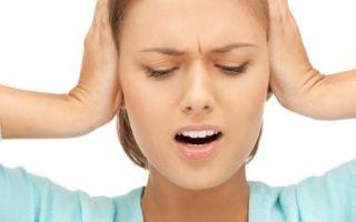 Почему свистит в ушах?