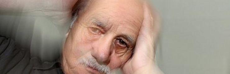 Лечение головокружения у пожилых людей