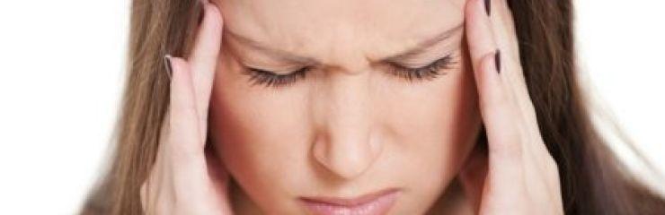 Причины головокружения при наклоне головы вниз