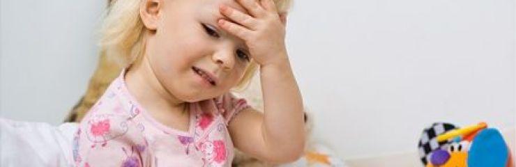Что делать, когда у ребенка головная боль?