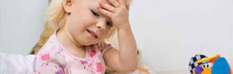 Что делать, когда болит голова у ребенка?