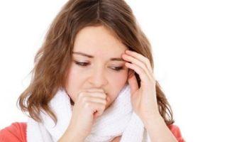 Почему при кашле болит голова?