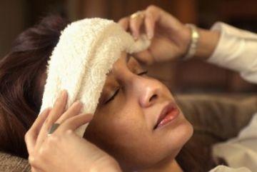 Как снять боль при мигрени?