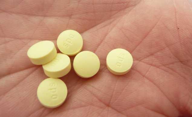 Но-шпа от головной боли - таблетки