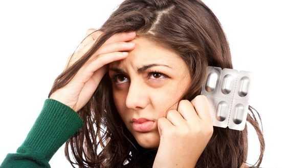 Лечение симптомов мигрени