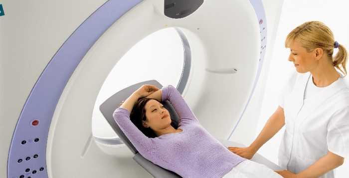 Процедура МРТ при мигрени