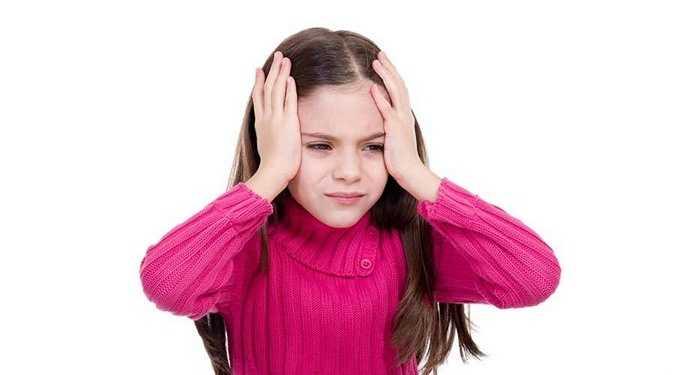 Из-за чего кружится голова у ребенка
