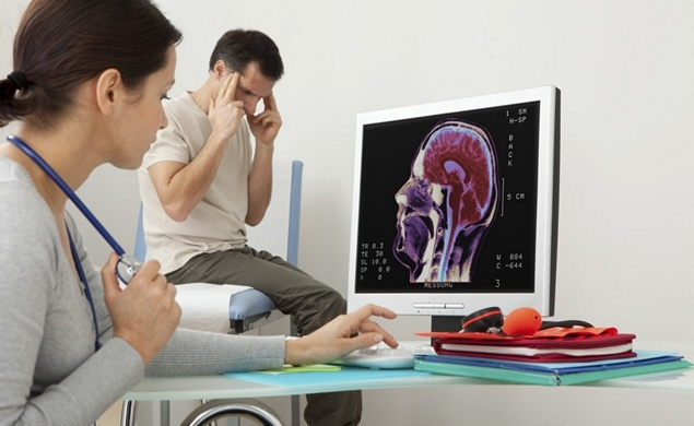 Консультация у невролога