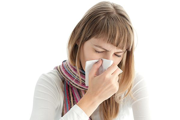 Сильная головная боль при гриппе