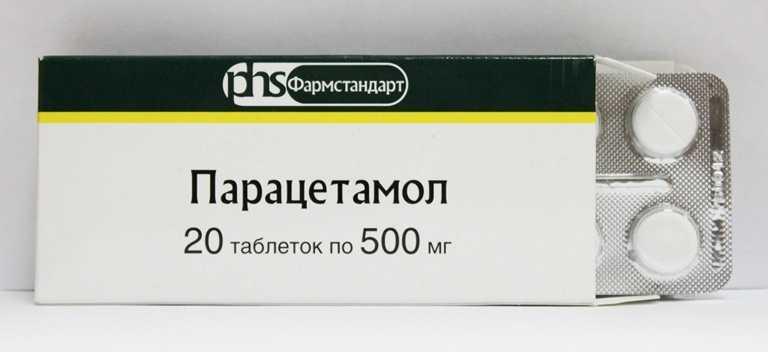 Помогает ли парацетамол при головной боли?