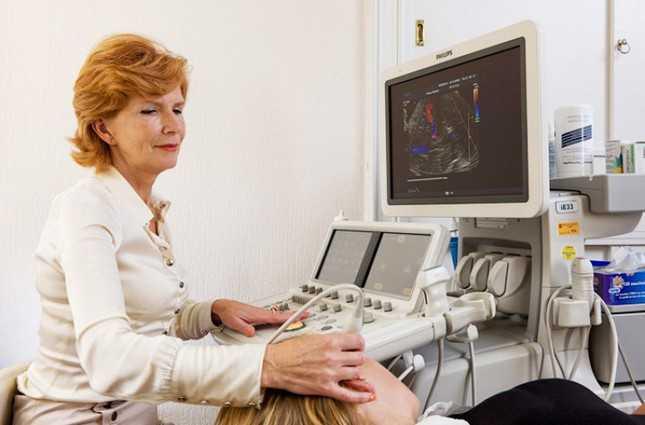 Дуплексное сканирование сосудов головного мозга