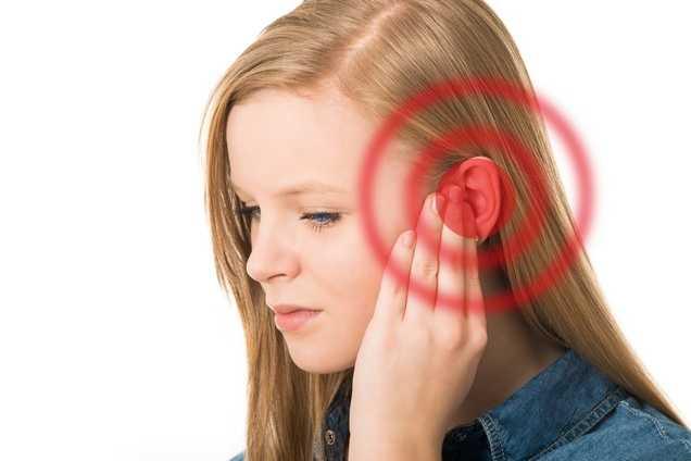 Гул в голове и звук в левом ухе