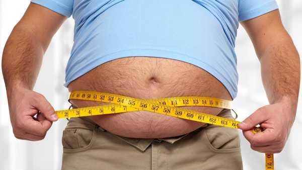Большая масса тела