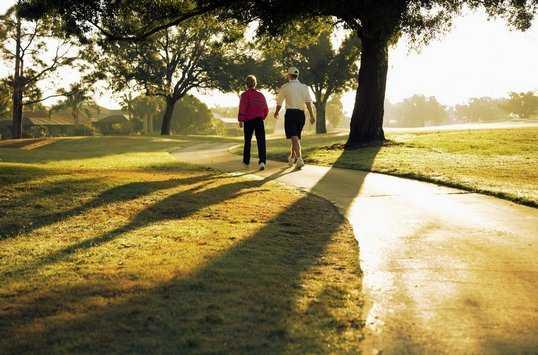 Пешие прогулки как профилактика болей в макушке