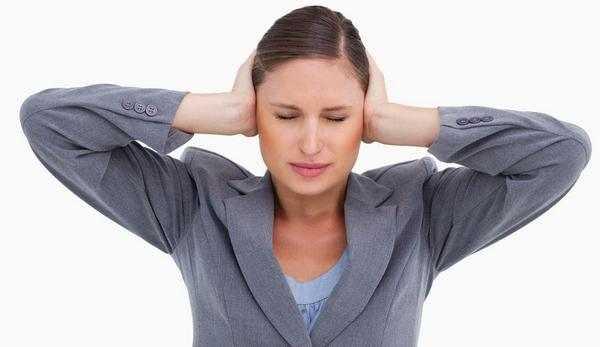 Самостоятельная помощь при появлении гула в ушах