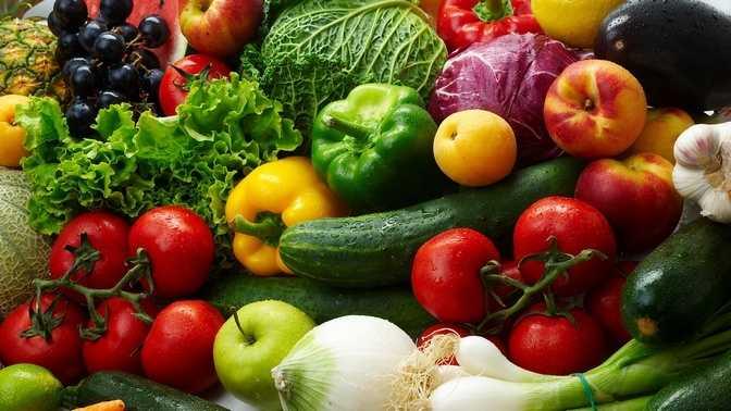 Паразиты в головном мозге от немытых овощей и фруктов