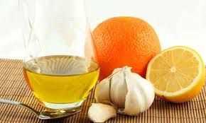 Лимон +чеснок для лечения головной боли