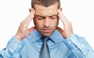Колющая боль в голове при ВСД